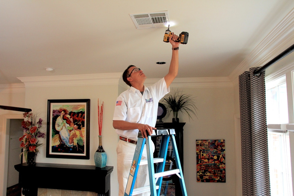 Baton Rouge Air Duct Cleaning Service