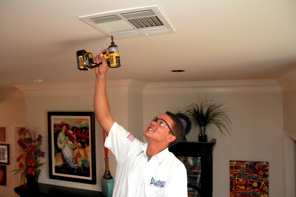 Air Duct Cleaning in New Orleans