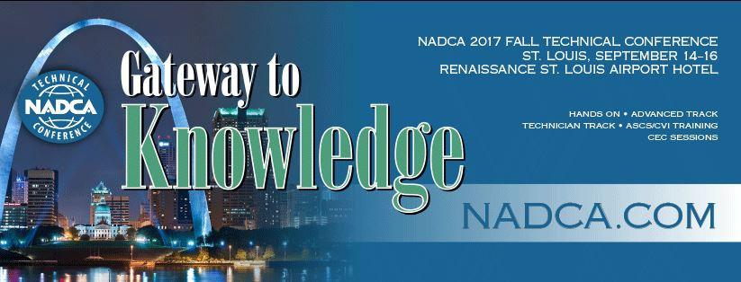NADCA's 2017 Fall Technical Conference